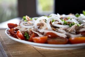 Food-Fotografie Salate