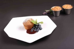 Blaubeermuffin Food Fotograf